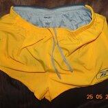 Спортивние фирменние легкоатлетические шорти труси оригинал Reebok Рибок .л-хл .