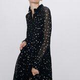 Новое платье zara оригинал из испании р. xxl
