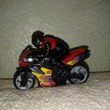 Мотоцикл инерционный R xs Speed Racing