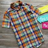 Рубашка Ralph Lauren 4-5л