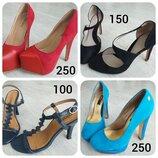 Босоножки туфли Zara 37 Балетки