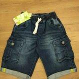 Шорты джинсовые для мальчика. Турция