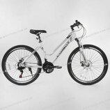 Велосипед cпортивный CORSO 26 дюймов рама металлическая 16 , 21 скорость, собран на 75%