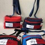 Стильная сумка в стиле tommy hilfiger разные цвета