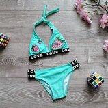 Мега модный купальник для девочки