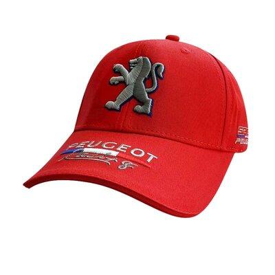 Автомобильная бейсболка Пежо Sport Line - 5781