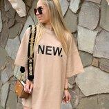 женская футболка туника ан 783