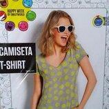 Happy week by smileyworld германия новая хлопковая футболка смайлы