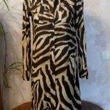 Платье из хлопка в стиле сафари Gerard Darel