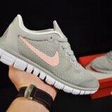 Женские кроссовки Nike Free Run 3.0 арт 20808