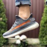 Мужские кроссовки 9418 Adidas x Yeezy Boost