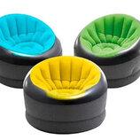 Велюр кресло Intex 66582 в ассортименте