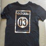 Футболки Adidas, Nike, Puma р.140