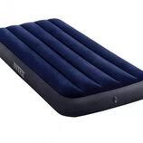 Односпальный надувной матрас Intex 64756 76х191х25 см