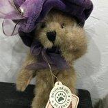 Мишутка boyds bears коллекционная 17см