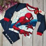 Пижама для мальчика человек паук Spiderman Польша
