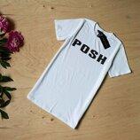 Новая белая футболка NEW LOOK