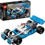 Конструктор Лего техник машина полицейская погоня 42091 LEGO Technic Police