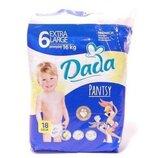 Подгузники-Трусики Dada Pantsy 6 Extra Large 16 кг , 18 шт
