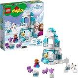 Конструктор Лего дупло Ледяной замок Эльзы 10899 LEGO DUPLO Disney Frozen Ice Castle