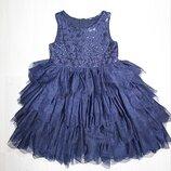 Платье h&m 9-10