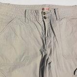 Faded Glory. Женские брюки карго. 54 размер.