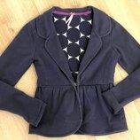 Next пиджак трикотажный 11 лет