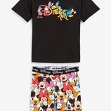 Пижама с шортами Disney 3-16 лет