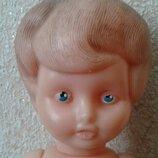 Кукла Ссср 24 см Прибалтика рельефные волосы