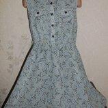 Продаю платье George с собачками, 9-10 лет.