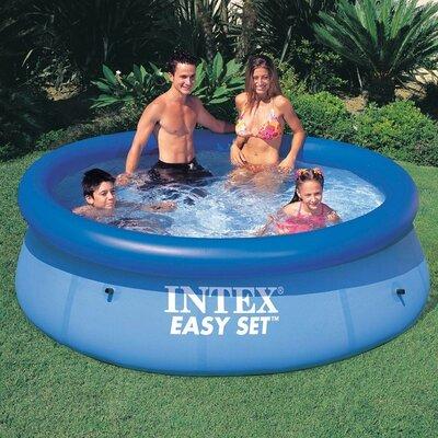Семейный бассейн Intex 28110 Easy Set 244x76 см