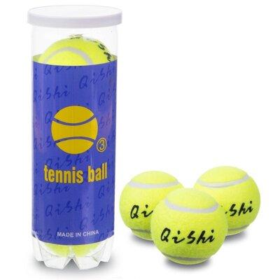Мяч для большого тенниса Teloon T716P3 3 мяча в вакуумной упаковке