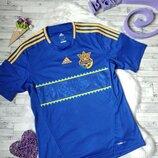 Футболка мужская Adidas оригинал синяя