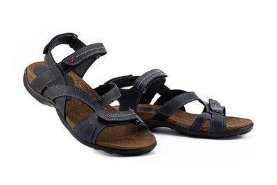 Мужские сандалии StepWey , кожа, синие