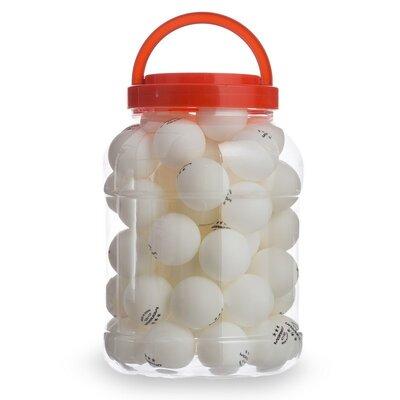 Набор мячей для настольного тенниса Weinixun W92 шарики для настольного тенниса 60 мячей