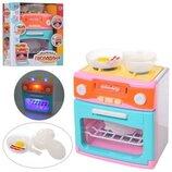 Плита и духовка, Бытовая техника детская. посуда. Кухня для детей