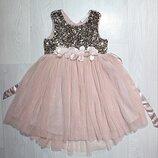 Платье 2-3 next