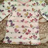 Пижама M&S 3-4 года