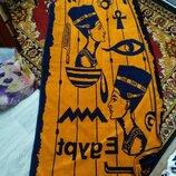 Полотенце новое Египет, Нефертити,