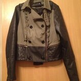 женская куртка косуха Morgan