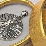 Подвеска кулон серебро 925 проба 5,31 грамма