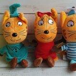 Мягкая игрушка 3 кота цена за 1 шт