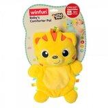 М'яка Іграшка для немовлят 0196-NI тигр.