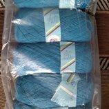 Новые нитки для вязания полушерсть