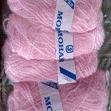 Новые нитки для вязания мохер