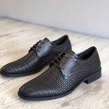 Шикарные туфли качества люкс Натуральная кожа