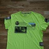 Яркая футболка Angelo litrico by C&A XXL