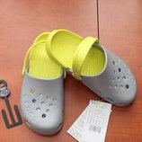 Кроксы crocs kids electro j1 32-33 размер
