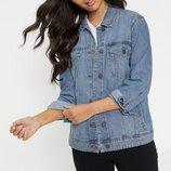 Свободная джинсовая куртка Noisy May
