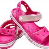 Босоножки Кроксы kids bayaband crocs -с7-с8-с9-с10-с11-с12 -с13